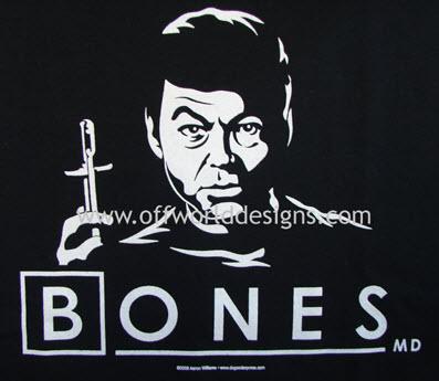 Bones MD offworld design