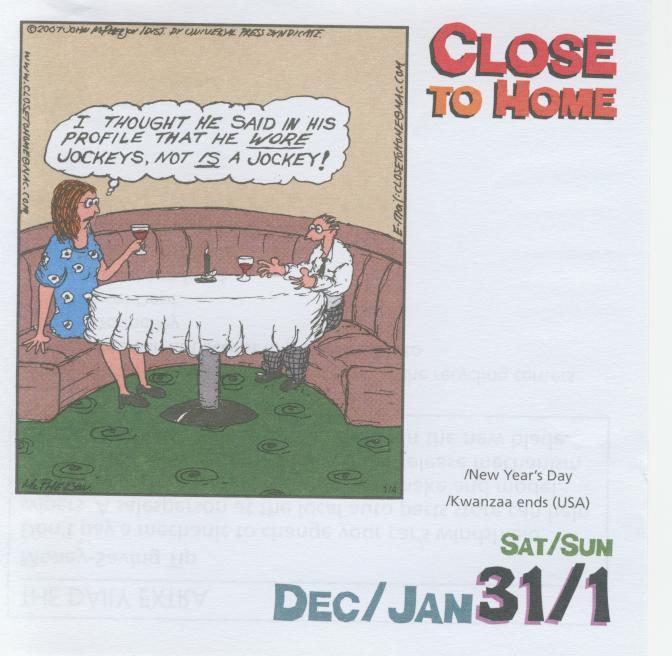Close to Home 12231.111