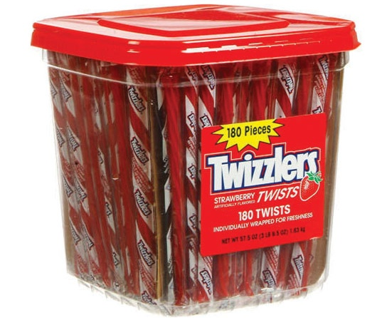 Twizzlers 3 lbs