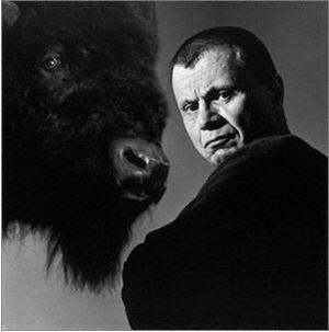 Blake_and_buffalo
