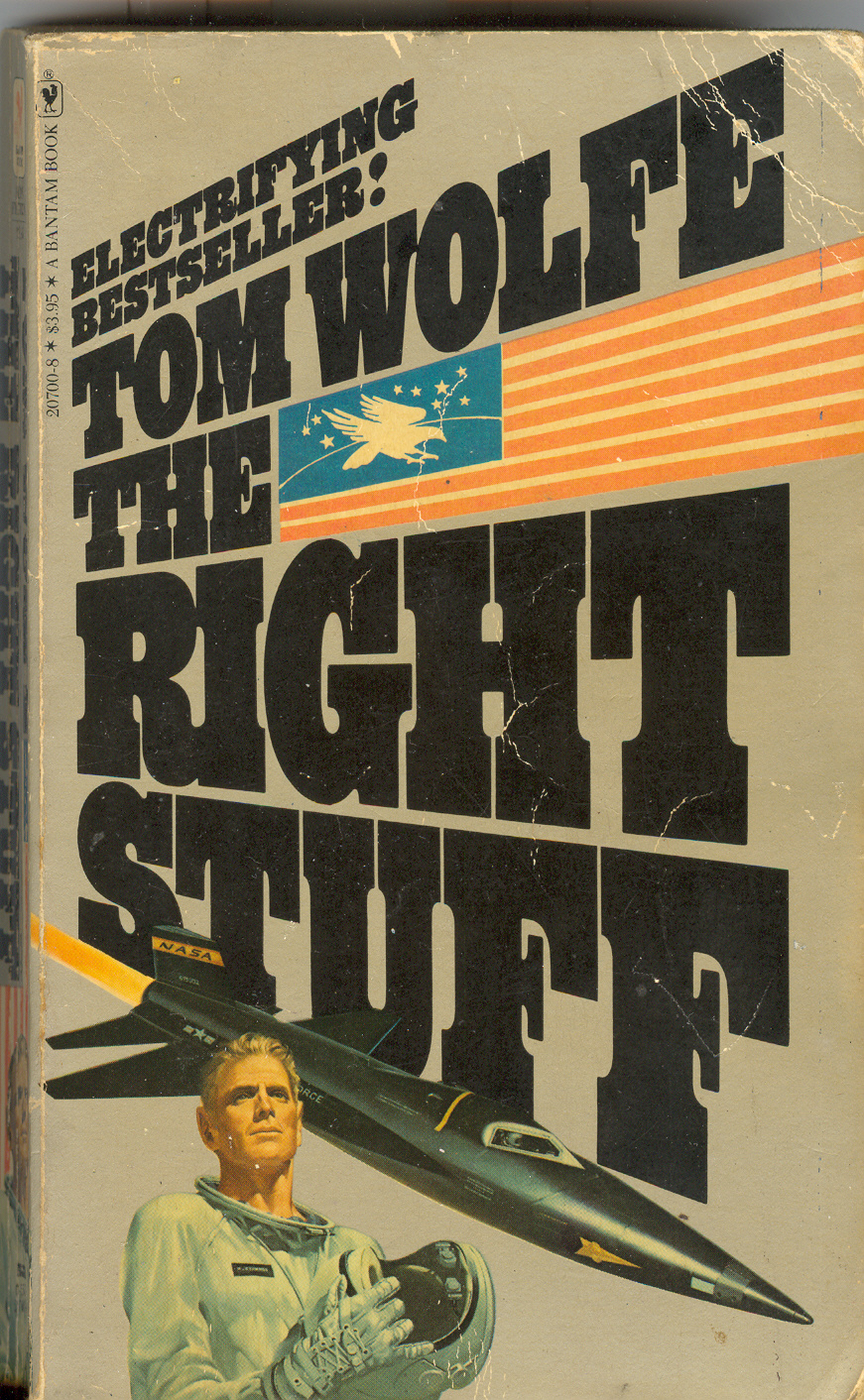 the right stuff might be the